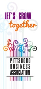 Information about joining the pittsboro business association