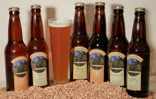 BearCreek Brews Beer Bottlesx950