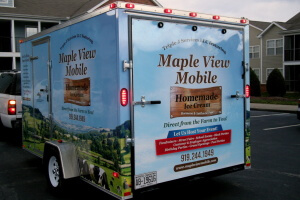Maple View Mobile Ice Cream