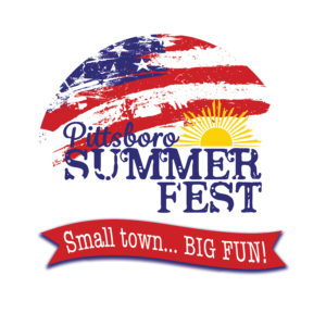 Pittsboro Summer Fest logo lowres