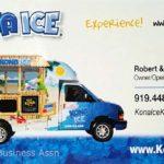 Contact Robert & Debbie Schaner to schedule Kona Ice for your event.
