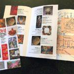Lesley Landis design the Chatham Artists Guild 2015 Studio Tour brochure.