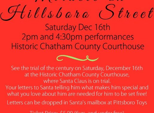 Miracle on Hillsboro Street