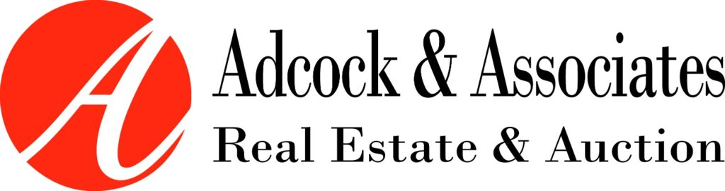 Adcock and Associates Real Estate and Auction logo