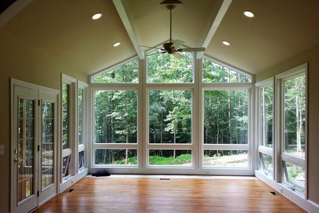 DiFranco Construction sunroom addition