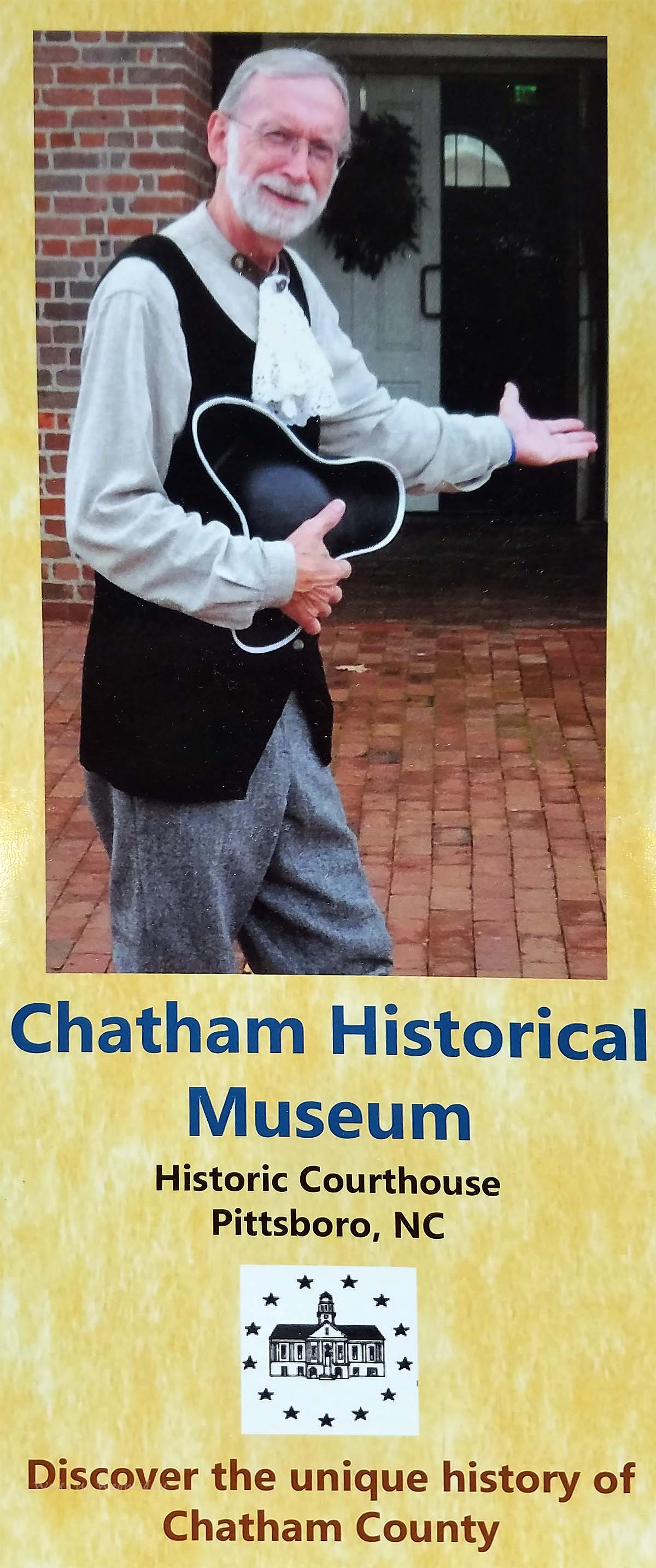 Chatham Historical Museum brochure