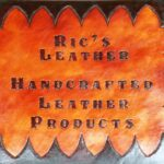 Ric's leather logo