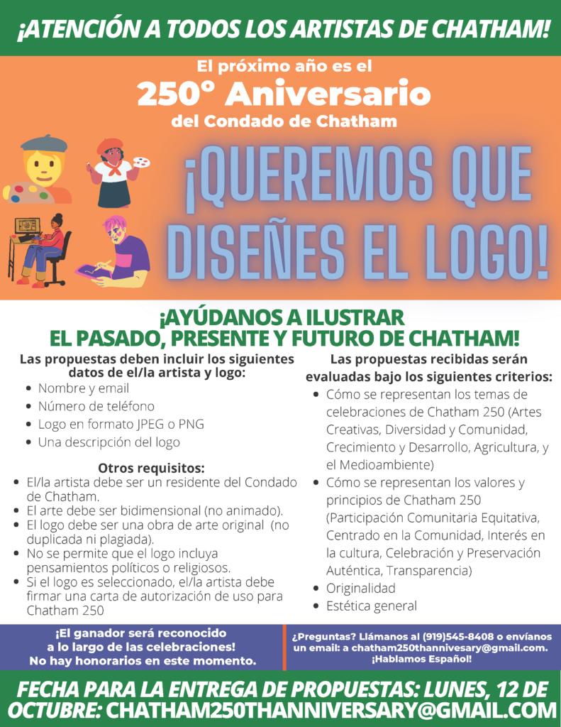 Chatham County Logo Contest