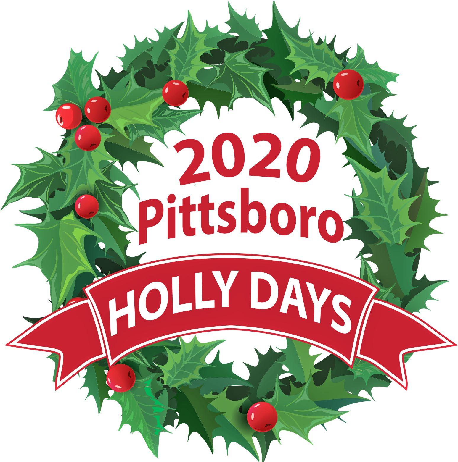 Pittsboro Holly Days 2020