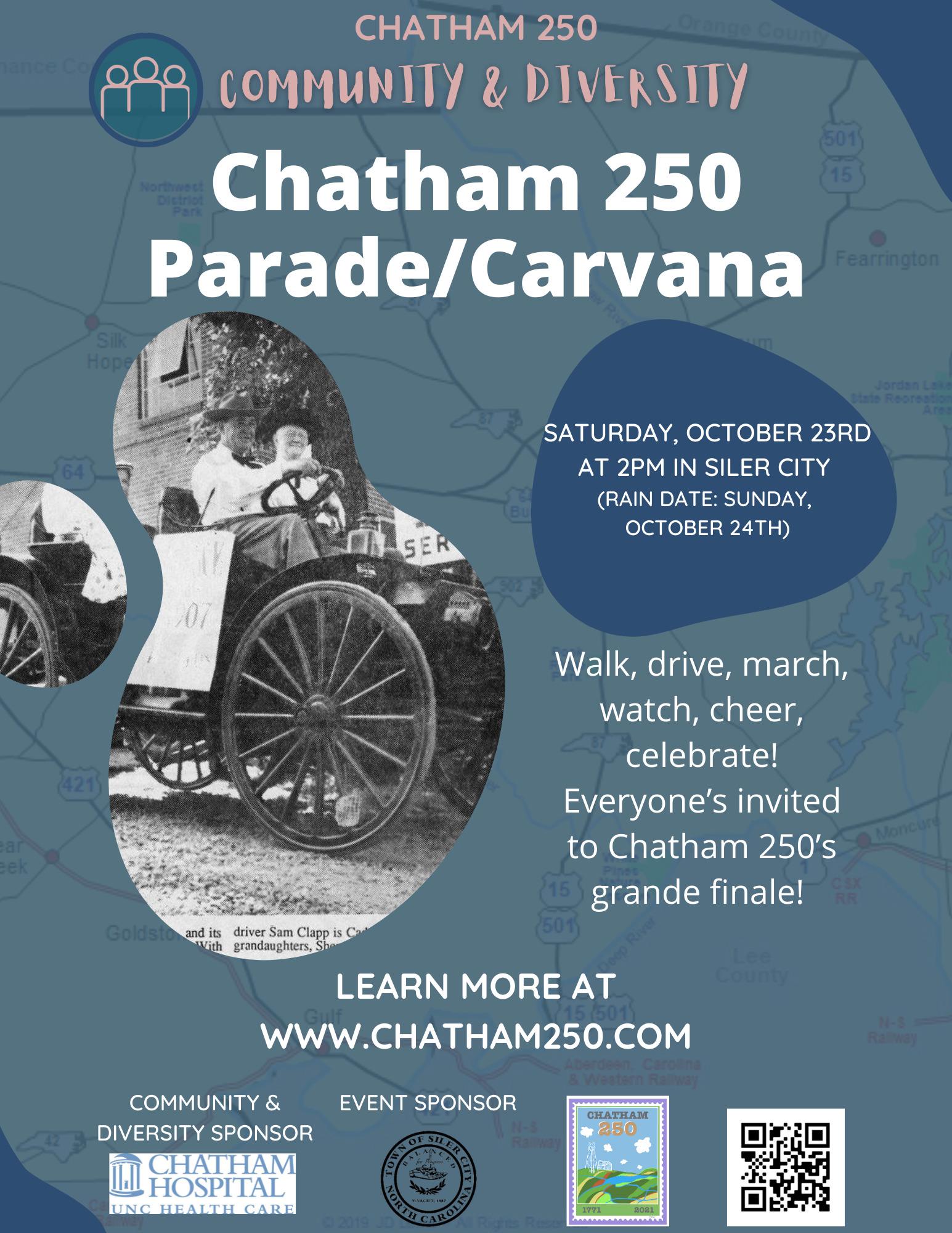 Chatham 250 Carvana & Parade