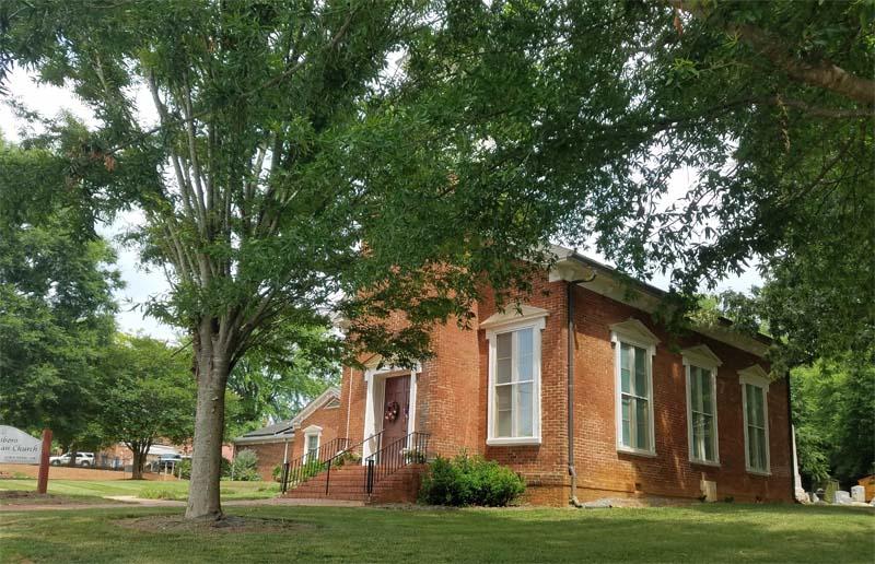 Pittsboro Presbyterian Church
