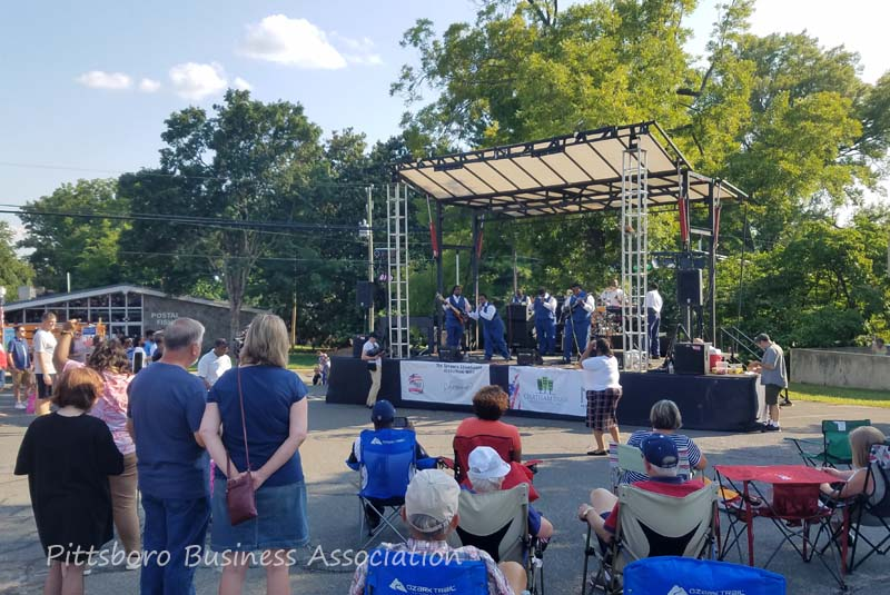 The Dowdy Boys opened the Summer Fest music lineup.
